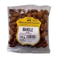 Mandle natural 100g HOS