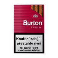 Burton cigarelo 17ks red