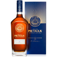 Metaxa 12Hv 0,7l BOX 40% REMY
