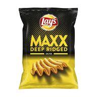 Chips Lays Maxx sůl 65g KMV