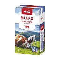 Mléko plnotučné Tatra 1l Hlinsko