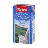 Mléko polotučné Tatra 500ml TP