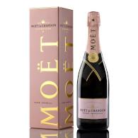Champagne Moet Chandon Rosé box 0,75l XC