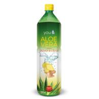 Aloe Vera zázvor 1,5l PET