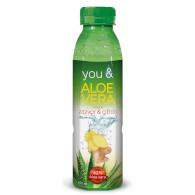 Aloe Vera zázvor 0,5l PET