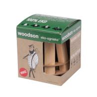 Podpalovač přírodní Woodson 1ks