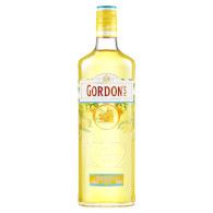 Gin Gordons Sicilian Lemon 37,5% 0,7l STOCK