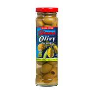Olivy zelené bez pecky Giana S 140ml