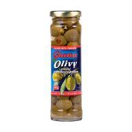 Olivy zelené s paprikou Giana S 140g