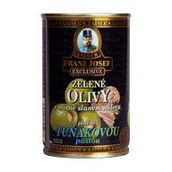 Olivy zelené s tuňák. EO FJK 314ml