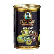 Olivy zelené s ančovič.EO FJK 300g PP130g P