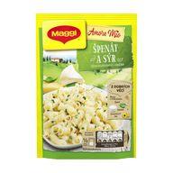 Maggi AM špenát a sýr 152g NEST