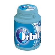 Orbit pepermint dóza 64g MRS