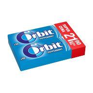 Orbit peppermint duo 28g