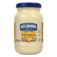 Majonéza Hellmans 210ml UNL S