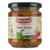 Pesto rosso červené 180g S Riscossa
