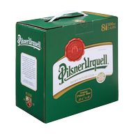 Pilsner Urquell 12° 8ks +lahve