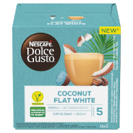 Dolce Gusto Coconut Flat White 116,4g NES