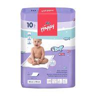 Podložky hygien.Happy 60x60 cm 10ks