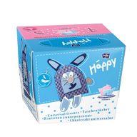 Kapesníčky Happy dětské 80ks krab