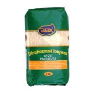 Rýže dlouhozrnná 1kg Arax