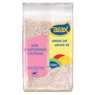 Rýže kulatozrnná 500g Arax