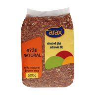 Rýže červená natural 500g Arax
