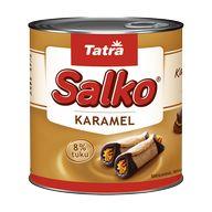 Salko karamel Tatra 397g MLHL