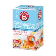Čaj ledový CS broskev/maracuja 45g Teekanne