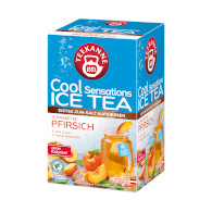 Čaj ledový CS broskev 45g Teekanne