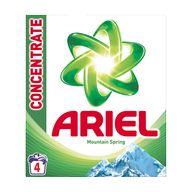 Ariel prášek Mountain 4pd. 300g