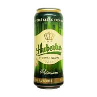 Hubertus ležák prémium 12° 0,5l P