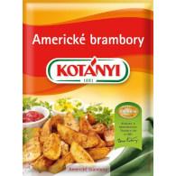 Americké brambory 30g KOT