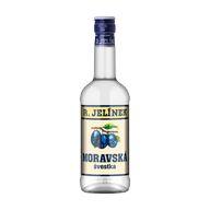 Moravská švestka 38% 0,5l