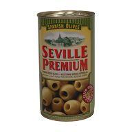 Olivy zelené bez pecky 350g Seville P
