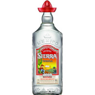Tequila Sierra Silver 38% 1l