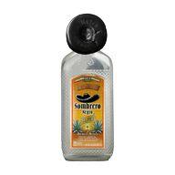 Tequila Sombrero silver 38% 1l STOCK
