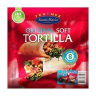 Tortilla soft 320g Emco