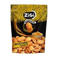 Arašídy hořčice Zigi 70g COMP