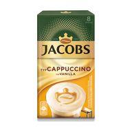 Cappuccino Jacobs Vanilla 8x14,4g XT