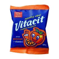 Vitacit pomeranč + vitamín C 100g