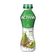 Activia nápoj kiwi/hruška/len 280g