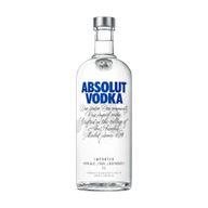 Vodka Absolut Blue 40% 1l BECH