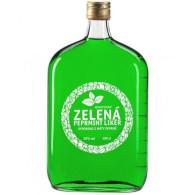Bartida Zelená Peprmint likér 20% 1l STOCK