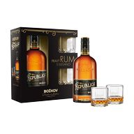 Božkov Republica Exclusive + sklo 38% 0,5l STOCK T