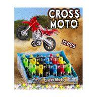 Hračka Cross moto 5g