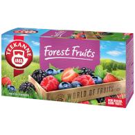 Čaj Forest Fruits WOF 20ks 50g TEEK