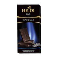 Čok. Hořká himalájská sůl Heidi 80g ECE
