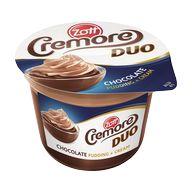 Cremore Duo Chocolate 190g Zott