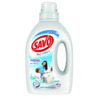 Savo prací gel bílé prádlo 1l